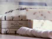 Organic Soap - Relaxing Aromatherapy Bar - Lavender