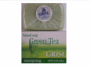 Grisi Green Tea Natural Soap Energising 100ml