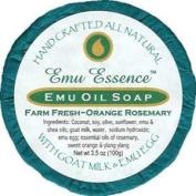 Emu Essence Emu Oil Soap - Farm Fresh Orange Rosemary