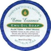 Emu Essence Emu Oil Soap Aloe Vera Mint Magic