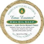 Emu Essence Emu Oil Soap Avena Scent Free
