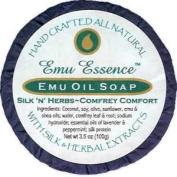 Emu Essence Emu Oil Soap Silk'n'Herbs Comfrey Comfort