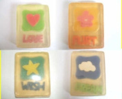 4 Wishes Large Glycerin Soaps