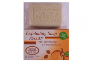 ROLDAN Exfoliating Soap with Apricot Seeds for Deep Cleaning Skin 100ml