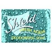 Shield Fresh Aqua Deodorising Soap 4 Pack