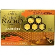 Tio Nacho Royal Jelly & Carrot Soap 100ml - Jalea Real Y Zanahoria