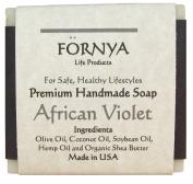 African Violet Premium Handmade Soap - 150ml
