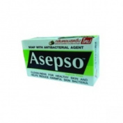 Asepso Soap Hi Ginic Fresh 80g