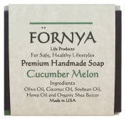 Cucumber Melon Premium Handmade Soap - 150ml
