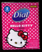 Dial Hello Kitty Bar Soap 4 Bars