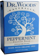 Dr. Woods Natural Soap, Peppermint, 160ml