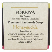Honeysuckle Premium Handmade Soap - 150ml