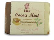 I-Wen Cocoa Mint Handmade Soap - 120ml