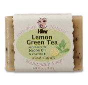 I-Wen Lemon Green Tea Handmade Soap - 120ml