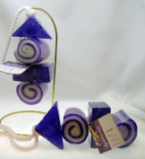 Lavender Kebab Soap on Rope