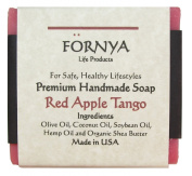 Red Apple Tango Premium Handmade Soap - 150ml