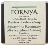Spearmint Rosemary Premium Handmade Soap - 150ml
