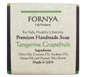 Tangerine Grapefruit Premium Handmade Soap - 150ml