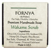 Wakame Scrub Premium Handmade Soap - 150ml