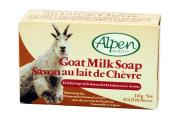 Alpen Secrets Exfoliating Goat Milk Soap with Oatmeal, 150ml
