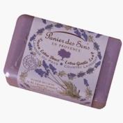 Panier des Sens Country Lavender Shea Butter Soap
