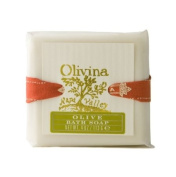 Olivina Bath Soap, Classic Olive, 120ml