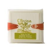 Olivina Bath Soap, Classic Olive, 120ml