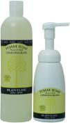 Lemongrass Foam Soap- made with organic ingredients- 250ml
