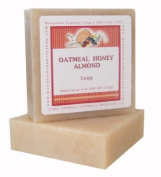 Oatmeal Honey Almond Natural Olive Oil Soap - 180ml