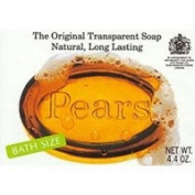 Pears Natural Glycerine The Original Transparent Soap - 130ml, 4 Packs