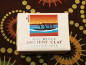 Zion Health Big River Ancient Clay Organic Soap