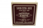 Institut Karite Paris Extra Gentle Soap 25 % Shea Butter 100ml Vanilla Bourbon