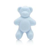 The little Teddy Bear Soap blue