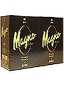 Magno Jabon by La Toja. Magno Classic Black Glycerin Soap Set - 2 Bars x 130ml Each