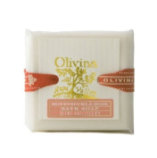 Olivina Bath Soap, Honeysuckle Rose, 120ml