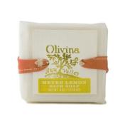 Olivina Bath Soap, Meyer Lemon, 120ml