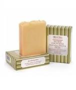 Shea Terra Organics Baobab Lemongrass Regenerating and Refreshing Bath Bar