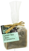 Joyful Bath Green Tea Glee Recharging Bath Soap, Peppermint, 160ml