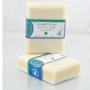 Brigit True Organics- DIABETICAE Castile Soap, approx. 4.7 - 160ml