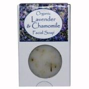 Kettle Care Organic Lavender & Chamomile Facial Bar Soap