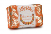 Mistral Edition Boheme Soap, Peach Apricot, 200 Grammes Bar