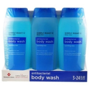 Simply Right Bodywash - 3 ct.- 710ml ea.
