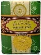 Bee & Flower Jasmine Soap 12 Bars