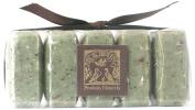 Pre de Provence Soap, Set Of 5, Sage, 125 Gramme Cello Wrap