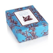Seda France Japanese Quince Classic Toile Paper-Wrapped Bar Soap