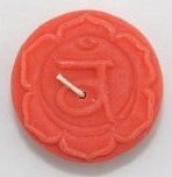 Orange Unscented Second Chakra Candle - 2nd Chakra