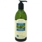 Avalon Organics, Glycerin Hand Soap, Peppermint, 12 fl oz