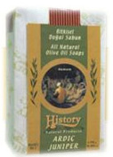 History Juniper Oil Soap - 180ml