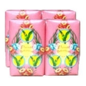 Parrot More Refreshing with Unique Botanical and Variant Pink Floral Scent 80g.