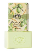 Mangiacotti Shea Butter Bar Soap 180ml - Ginger Lime